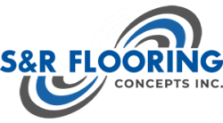 S&R Flooring Concepts Inc. Logo